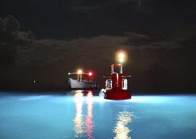 Semisubmarine night
