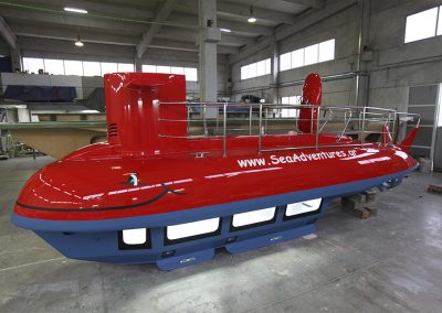 semi sub boat manufacturer - agena marin