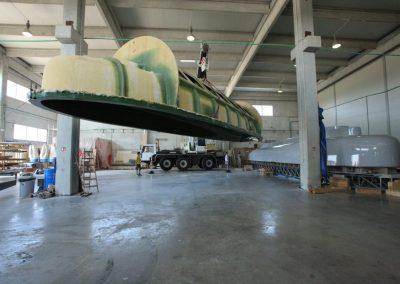 semisubmarine boat building by agena marin