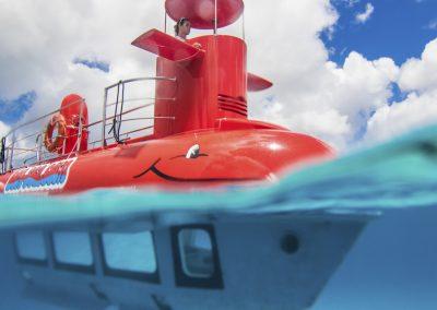 Semisubmarine Bonsea, Caribbean by Agena Marin