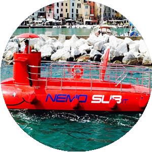 semisubmarine in Italy by Agena Marin